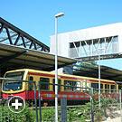 Barrierefreie Erschließung des Betriebsbahnhofs Berlin-Rummelsburg
