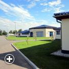 Neubau einer Werkstatt für behinderte Menschen mit Förder- und Betreuungsbereich in Borna