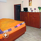 Rollstuhlgerechtes Schlafzimmer