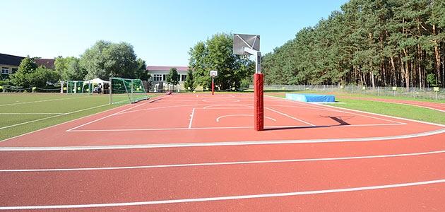 Sanierung Sportplatz Neu Zittau