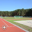 Sanierung eines Sportplatzes