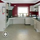 Rollstuhlgerechte Küche