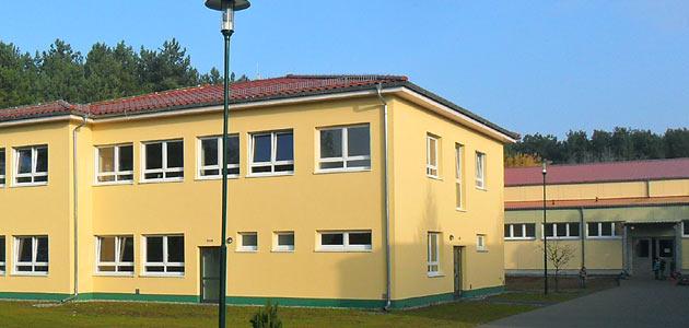 Neubau eines Schulerweiterungsbaus