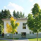 Neubau Kunst-/ Kreativgebäude